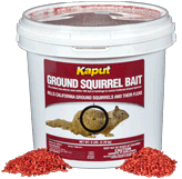 Kaput ground squirrel bait